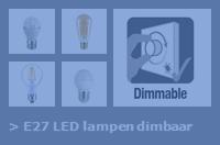 Nav E27 led lampen 2 act