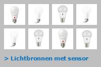 Nav E27 sensor