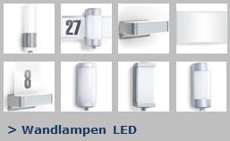 Wandlampen LED LS