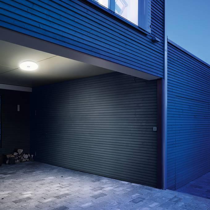 plafondlampen steinel dl850 wit. Black Bedroom Furniture Sets. Home Design Ideas