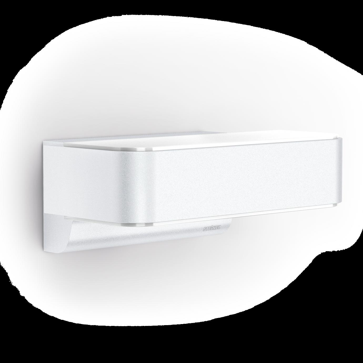 wandlampen steinel l810 led up en downlight wit. Black Bedroom Furniture Sets. Home Design Ideas